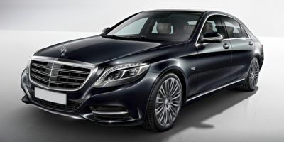 2015 Mercedes-Benz S-Class S 600 (Not Given)