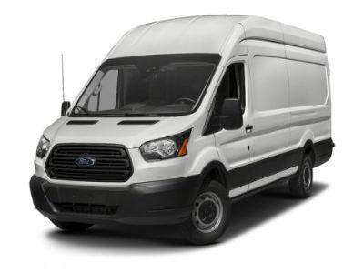2018 Ford TRANSIT VAN (White)