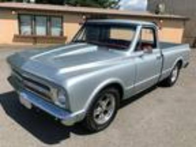 1968 Chevrolet C-10 Short Box 327 with AC