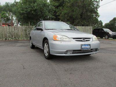 2002 Honda Civic LX (Silver)