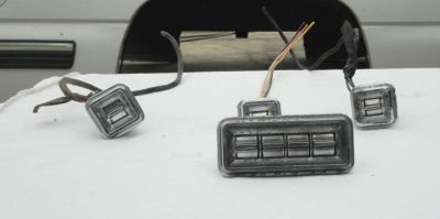 Purchase 1957-58 CHRYSLER IMPERIAL/ DODGE/ COMPLETE SET POWER WINDOW MOTOR SWITCHES LOOK motorcycle in Ocala, Florida, US, for US $250.00