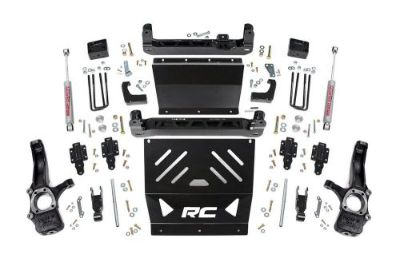 Buy Rough Country 4in GM Suspension Lift Kit 15-16 Canyon/Colorado 4WD Gas Engine motorcycle in Dyersburg, Tennessee, United States, for US $999.95