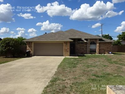 3 bedroom in Harker Heights