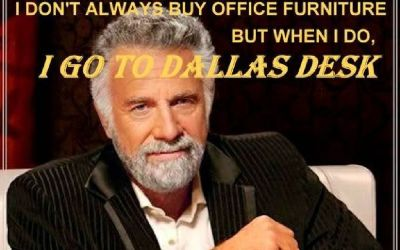 DISCOVER THE DALLAS DESK DIFFERENCE