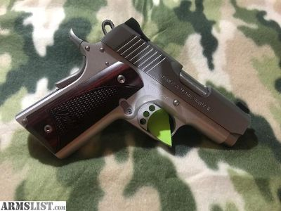 For Sale: KIMBER ULTRA CARRY II 45 1911