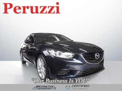 2016 Mazda Mazda6 i Touring (Deep Crystal Blue Mica)
