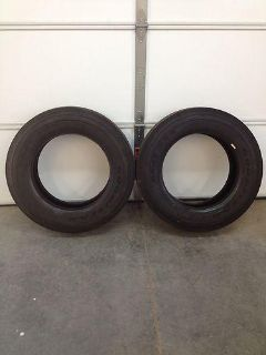 Sell Goodyear Radial RV, Motorhome, Rollback Tires 225/70/R19.5 motorcycle in Scottsville, Kentucky, US, for US $550.00