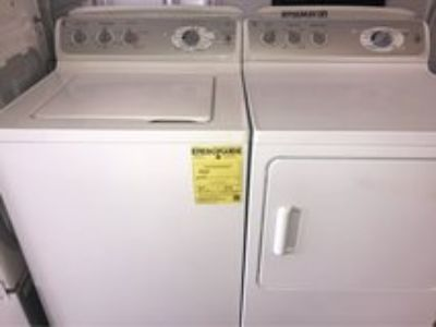 GE washer and dryer electric