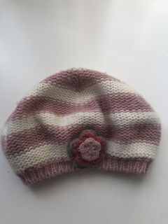 Winter hat for girls (3 y/o)