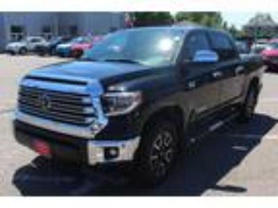 $39988.00 2018 TOYOTA Tundra with 16410 miles!