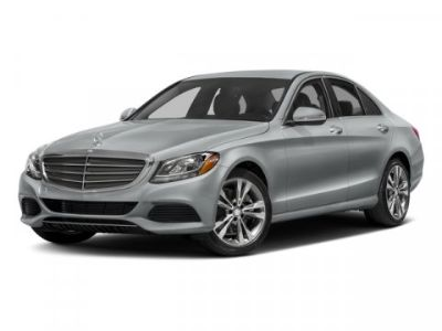 2016 Mercedes-Benz C-Class C 300 Luxury (Black)