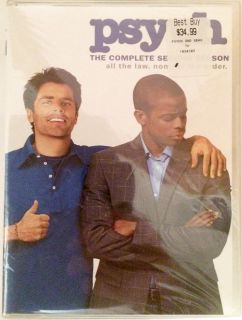 Psych: Season 2 New Sealed DVD Series