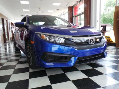 2017 Honda CIVIC COUPE LX-P CVT (Aegean Blue Metallic)