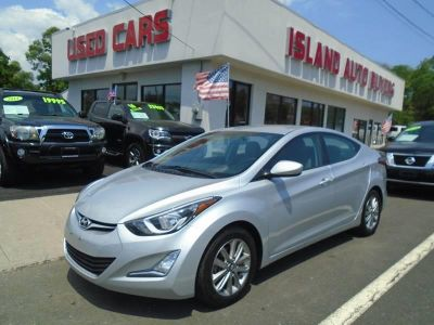 2014 Hyundai Elantra Limited (Silver)