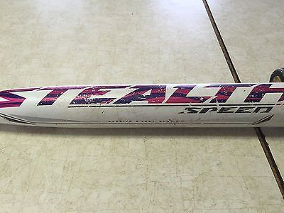 Easton Stealth Speed SSR3B 31/21 Fastpitch Softball Bat (-10)