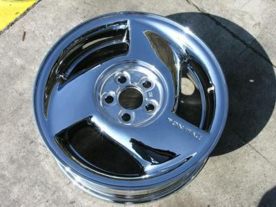 "Buy PONTIAC GRAND AM GRANDAM CHROME WHEEL RIM 16"" HOLLANDER 6522 motorcycle in Gardena, California, US, for US $49.00"