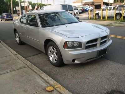 2007 Dodge Charger Base (Silver)