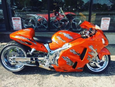 2007 Suzuki Hayabusa 1300 Supersport Northlake, IL