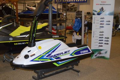 2019 Yamaha SuperJet PWC Single Darien, WI