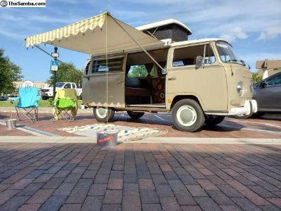 1969 Riviera Camper