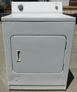 DRYER- ROPER HEAVY DUTY GAS WITH WARRANTY(FINANCING)