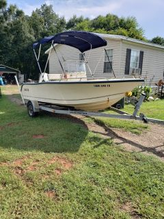 Mckee craft center console boat 'NEED GONE'