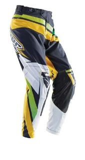 Purchase Thor Prime Slice Pants Green White 32 NEW 2014 motorcycle in Elkhart, Indiana, US, for US $109.95