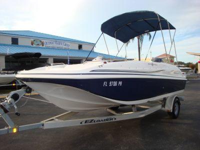 2014 Hurricane SunDeck Sport 188 OB Deck Boats Holiday, FL
