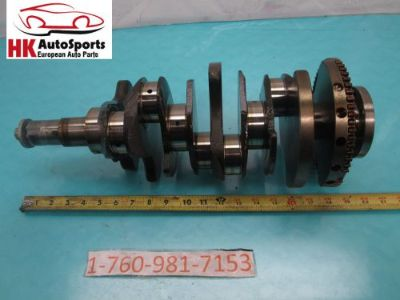 Find CADILLAC CTS ENGINE CRANKSHAFT CRANK SHAFT RWD AT 3.6L FACTORY ORIGINAL OEM 2004 motorcycle in Hesperia, California, United States, for US $277.78