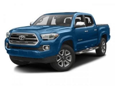 2016 Toyota Tacoma Limited (Red)