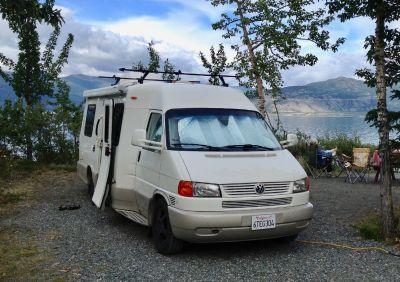 2004 Winnebago Eurovan Camper RIALTA 222 QD