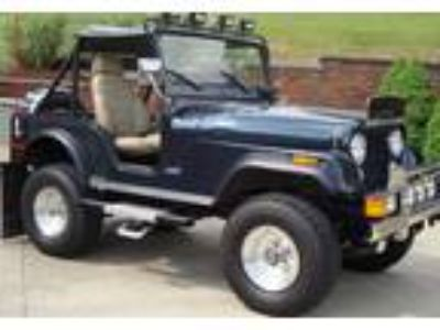 1975 Jeep CJ5 American Classic in Beckley, WV