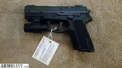 For Sale: SIG SAUER SP2022-LOTS OF EXTRAS