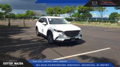 2019 Mazda CX-9 Touring (Snowflake White Pearl Mica)