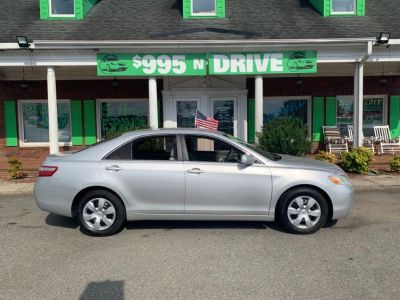 2009 Toyota Camry Base (Silver)