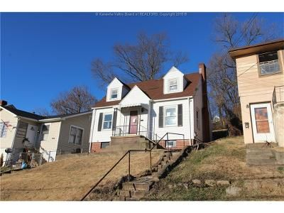 2 Bed 1 Bath Foreclosure Property in Charleston, WV 25302 - Grace Ave