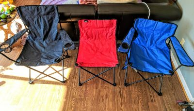 Tailgate Party Folding Sports Chairs