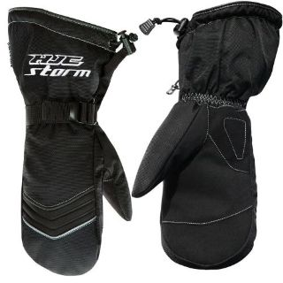 Purchase HJC Storm Youth Sled Snowboarding Sports Snowmobile Mitts motorcycle in Manitowoc, Wisconsin, United States, for US $34.99