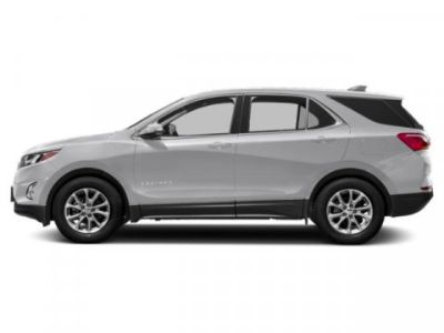2019 Chevrolet Equinox LS (Silver Ice Metallic)