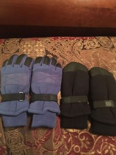 Thinsulate Youth Size 4-7 Gloves/Mittens