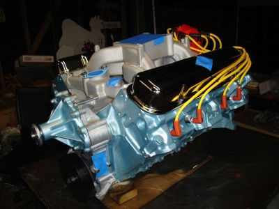 Find Pontiac 400/461 stroker 420hp motor, for your CLASSIC Pontiac!! motorcycle in Spring, Texas, US, for US $4,199.00