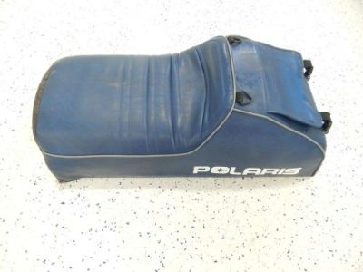 Buy POLARIS SNOWMOBILE 1992 INDY 650 RXL BLUE SEAT 2681490 motorcycle in Kaukauna, Wisconsin, United States, for US $200.00