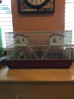 Hamster cage-wire