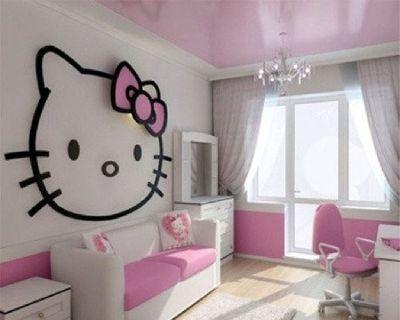 VS Enterprises - Wall Paint Children Room