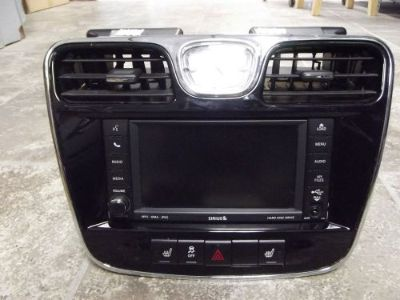 Purchase 11 12 13 14 Chrysler 200 AM FM CD DVD HDD MP3 navigation Satellite Radio ID RBZ motorcycle in Sterling Heights, Michigan, United States, for US $300.00