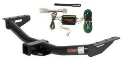 Buy Curt Class 3 Trailer Hitch & Wiring for 97-01 Jeep Cherokee motorcycle in Greenville, Wisconsin, US, for US $149.28