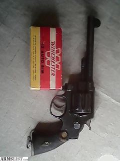 For Sale: S&W hand ejector