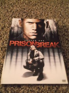 PRISON BREAK SEASON ONE