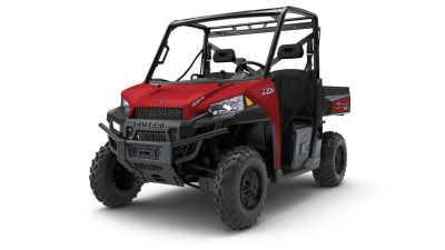 2018 Polaris Ranger XP 900 EPS Side x Side Utility Vehicles Barre, MA