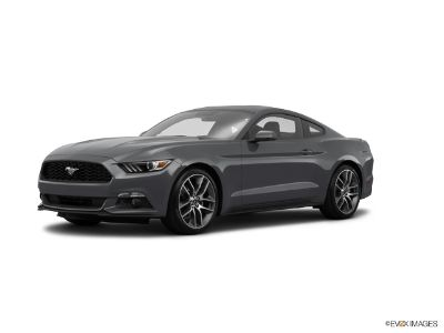 2015 Ford Mustang EcoBoost (Magnetic Metallic)